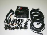 Набор видеонаблюдения на транспорт 1SD карта, 1.0Мп 4+4, микрофон