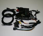 Набор видеонаблюдения на транспорте 1SD карта, 1.0 Mpx 4+2, микрофон