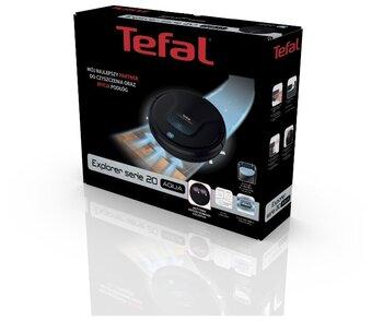 Робот-пылесос Tefal RG6875, черный