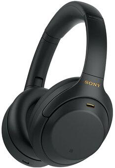 Bluetooth-наушники с микрофоном Sony WH-1000XM4 (Black)