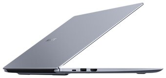 "Ноутбук HONOR MagicBook X 15 BBR-WAI9 (Intel Core i3 10110U/15.6""/1920x1080/8GB/256GB SSD/Intel UHD Graphics/Windows 10 Home) 53011UGC-001, серый"