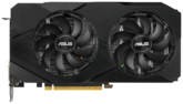 Видеокарта ASUS Dual GeForce RTX 2060 OC EVO 6GB (DUAL-RTX2060-O6G-EVO), Retail