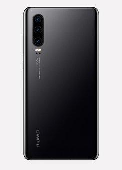 Смартфон HUAWEI P30 Pro 8/256Gb Черный