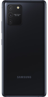 Смартфон Samsung Galaxy S10 Lite 6/128GB Черный