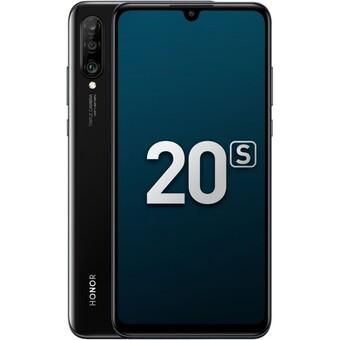 Смартфон Honor 20s 6/128GB Полночный черный RU