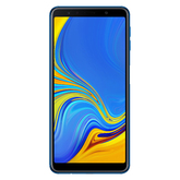 Смартфон Samsung Galaxy A7 (2018) 4/64GB Blue Синий