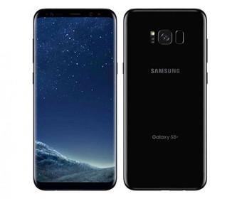 Смартфон Samsung GalaxyS8 64GBЧерный Брилиант