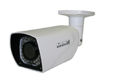 Уличная вариофокальная камера 2.8-12мм 2.4 MPX, ИК 40 м, IP67