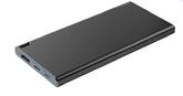 Внешний аккумулятор универсальный Baseus 10000mAh 1xUSB 2.0A PPALL-QK1G черный