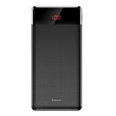 Внешний аккумулятор универсальный Baseus 10000mAh 2xUSB 2.1A PPALL-AKU01 черный
