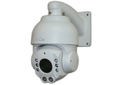 Внешняя высокоскоротная поворотная AHD камера 1.3Мп c 20-ти кратным зумом