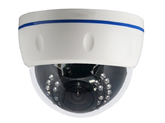 Внутренняя вариофокальная AHD камера видеонаблюдения 2.8-12mm 2.4 MPX