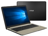 "Ноутбук ASUS VivoBook 15 X540-DM687T Intel Core i3 7020U 2300MHz/15.6""/1920x1080/6GB/128GB SSD/1000GB HDD/DVD нет/NVIDIA GeForce MX110 2GB/Wi-Fi/Bluetooth/Windows 10 Home)"