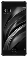 Смартфон Xiaomi Mi6 6/64GB Black