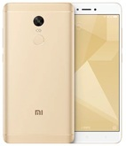 Смартфон Xiaomi Redmi Note 4X 3/16GB Gold