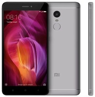 Смартфон Xiaomi Redmi Note 4 4/64GB Gray
