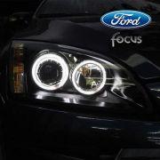 Ангельские глазки CCFL Ford Focus II до рестайлинг (04 г. в. - 07 г. в.)
