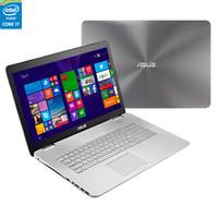 Ноутбук ASUS N751JK Core i7/8.0Gb/1000Gb/GeForce GTX 850M