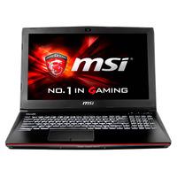 Ноутбук MSI GE62 2QC Apache i7/1920x1080/8Gb/1128Gb/960M