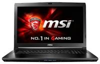 Ноутбук MSI GL72 6QD i5/1920x1080/8Gb/1000Gb/950M