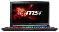 Ноутбук MSI GE72 6QE Apache Pro i7/1920x1080/16Gb/1000Gb/965M