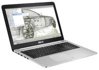 Ноутбук ASUS K501UW i7/3840x2160/16Gb/512Gb HDD+SSD
