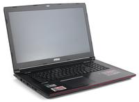 Ноутбук MSI GE72 2QE Apache i7/1920x1080/8Gb/1000Gb/965M