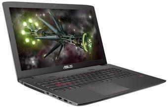 Ноутбук ASUS ROG GL552VW i5/1920x1080/8Gb/1000Gb/960M