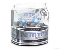 Галогеновые лампы MTF-Light Argentum +80%