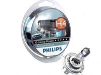 Галогеновые лампы Philips H4 X-Treme Power (+80%)