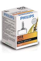 Ксеноновая лампа Philips D5S 12V-25W PK32d-2