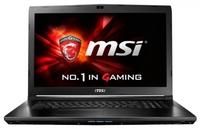 Ноутбук MSI GL72 6QD-006XRU i7/8Gb/1000Gb/GTX950