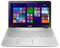 Ноутбук ASUS N551JM i5/1920x1080/4Gb/1000Gb/860M