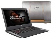 Ноутбук ASUS ROG G752VS i7/3840x2160/64Gb/1512Gb/GTX1070