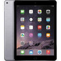 Планшет Apple iPad Air 2 16GB Wi-Fi Space Gray MGL1RU/A
