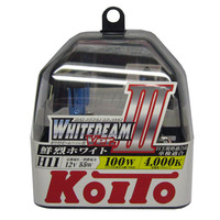 Галогеновые лампы Koito WhiteBeam III — H11 4000K
