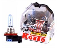 Галогеновые лампы Koito WhiteBeam III — H9 4000K