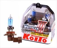 Галогеновые лампы Koito WhiteBeam III — HB4 4200K
