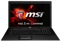 Ноутбук MSI GP70 2QF-659RU i5/12Gb/1000Gb/GTX950