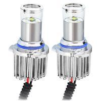 Светодиодные лампы MTF Light 12/24В, НВ4(9006)