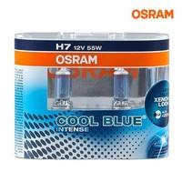 Галогеновые лампы Osram Cool Blue H7