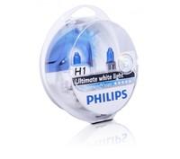 Галогеновые лампы Philips H1 Diamond Vision 5000K