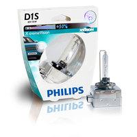 Ксеноновая лампа D1S Philips 85415XV x-treme vision +50