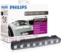 Фары дневного света Philips LED DayLight 8
