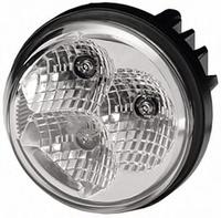 D 90мм Дневной. свет модуль LED (с габарит.) прав.