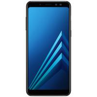 Смартфон Samsung Galaxy A8 (2018)32GBBlack