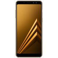 Смартфон Samsung Galaxy A8 (2018)64GBGold