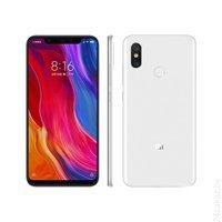 Смартфон Xiaomi Mi8 64Gb White Global Version