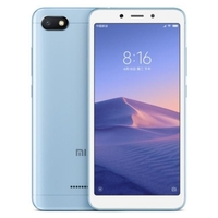 Смартфон Xiaomi Redmi 6A 2/32GB Blue Global Version