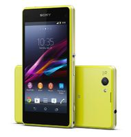 Смартфон Sony Xperia Z1 Compact (D5503) Yellow